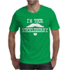 I'm Your Huckleberry Mens T-Shirt
