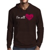 i'm_all_his Mens Hoodie