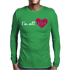 i'm_all_his Mens Long Sleeve T-Shirt