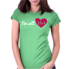 i'm_all_his Womens Fitted T-Shirt