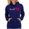 i'm_all_his Womens Hoodie