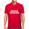 Imaging Dragons Mens Polo