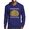 Impractical Jokers Scoopski Potatoes Joe Q Funny Mens Hoodie