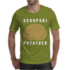 Impractical Jokers Scoopski Potatoes Joe Q Funny Mens T-Shirt
