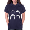 Impractical Jokers Silhouettes Funny Womens Polo