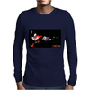 in a hurry Mens Long Sleeve T-Shirt