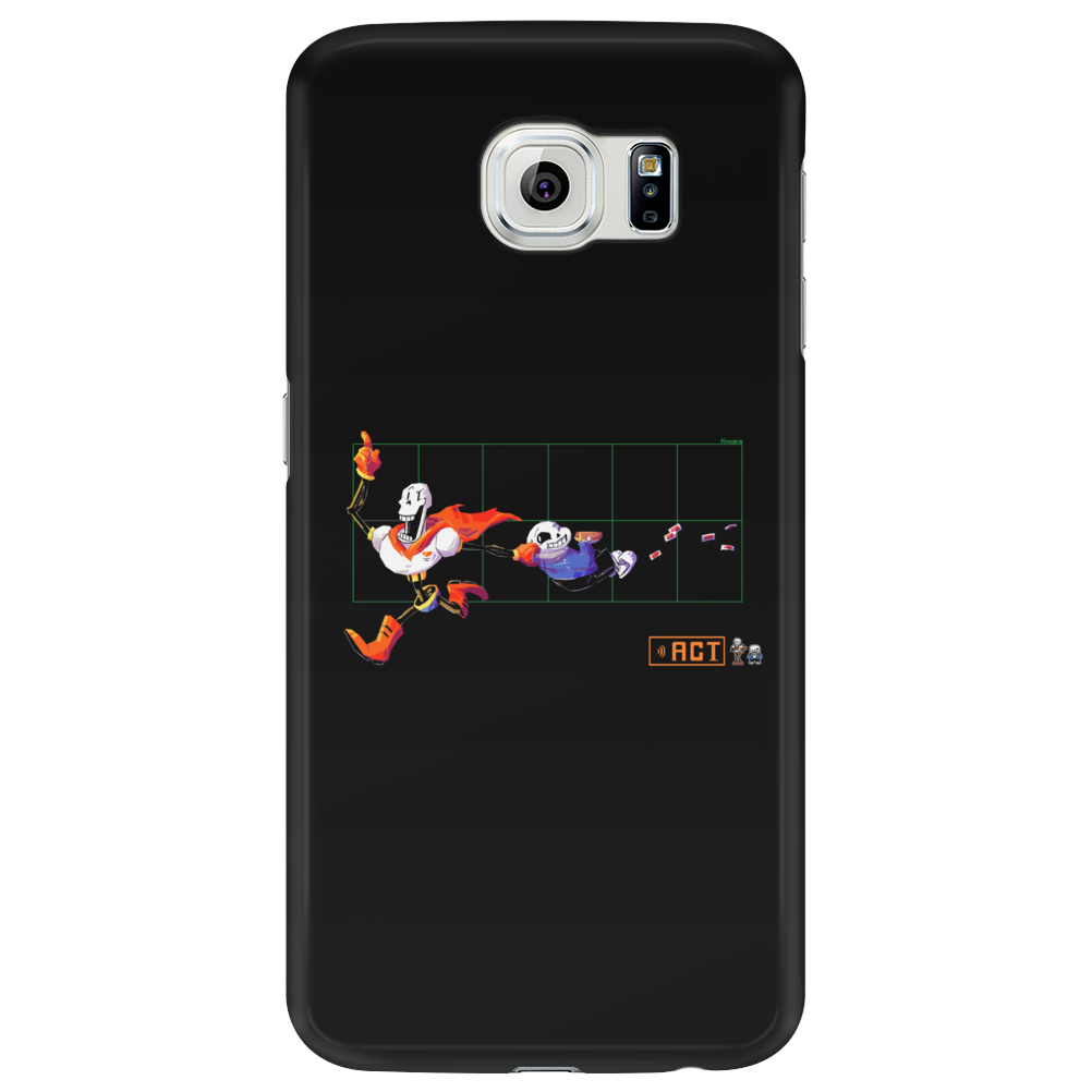 in a hurry Phone Case