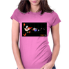 in a hurry Womens Fitted T-Shirt
