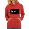 in a hurry Womens Hoodie
