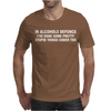 In Alcohols Defence Mens T-Shirt