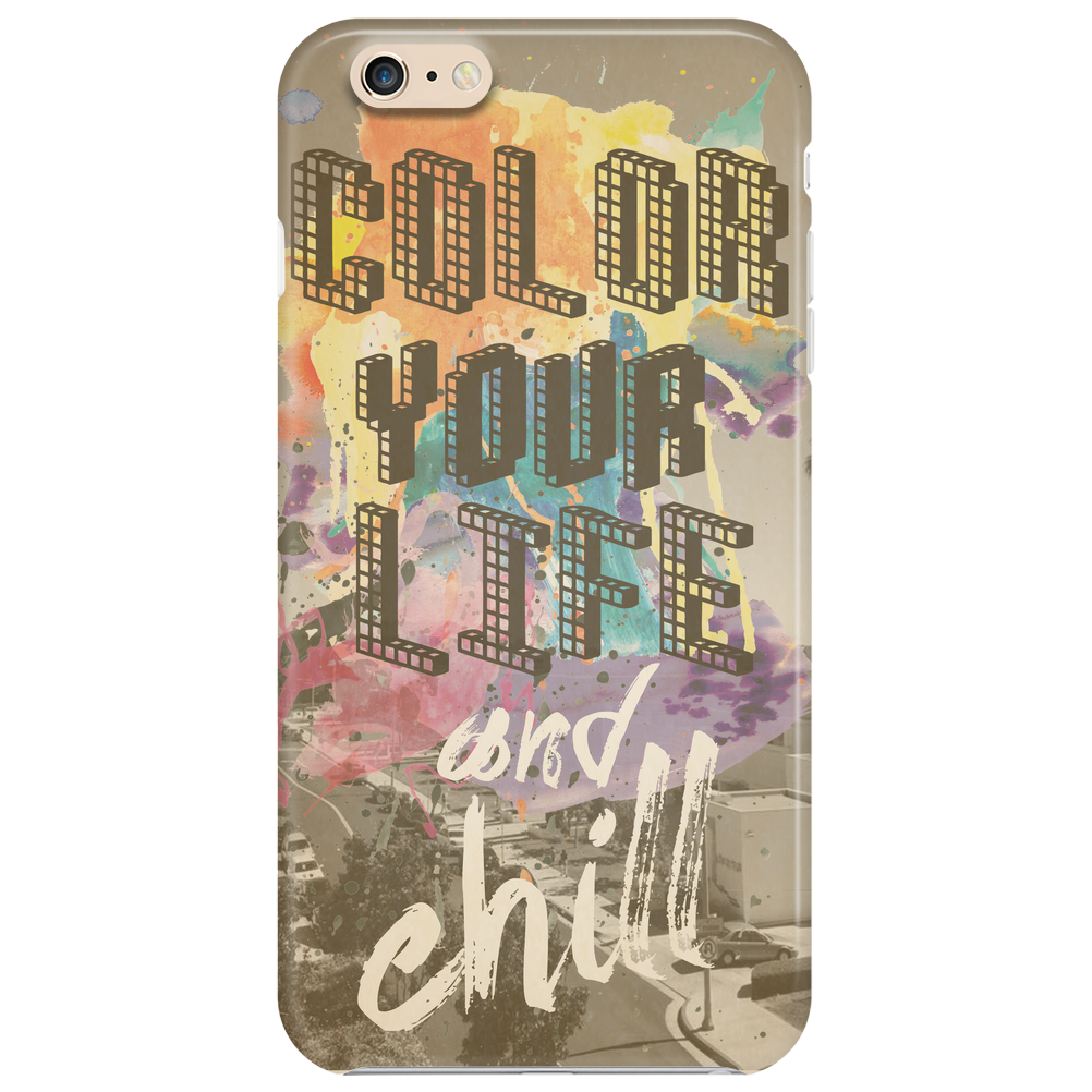 In Color Phone Case