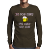 In Dog Beer Mens Long Sleeve T-Shirt