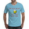 In Dog Beer Mens T-Shirt