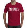 In Flames logo Mens T-Shirt