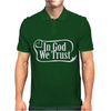 In God We Trust Mens Polo
