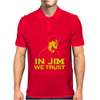 In Jim We Trust Mens Polo