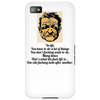"""In life, you have to do a lot of things you don't fucking want to do. Phone Case"