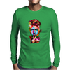 In Memory David Bowie Mens Long Sleeve T-Shirt
