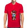 In Memory David Bowie Mens Polo