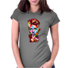 In Memory David Bowie Womens Fitted T-Shirt