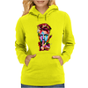 In Memory David Bowie Womens Hoodie