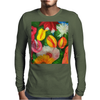 In The Garden Mens Long Sleeve T-Shirt
