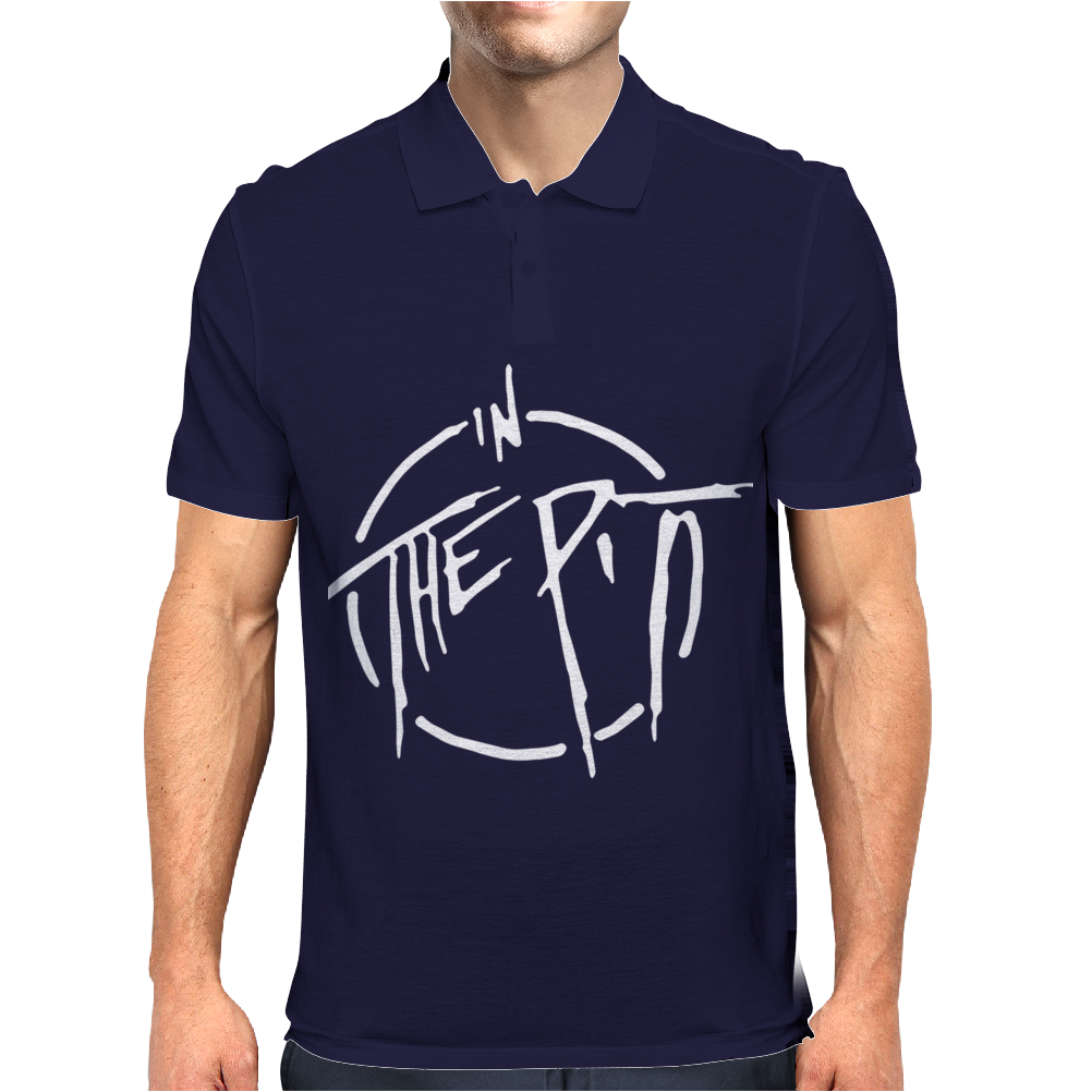 In The Pit Mens Polo
