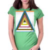In Tri Womens Fitted T-Shirt