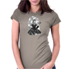 In Wonderland Womens Fitted T-Shirt
