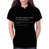 Inconceivable Funny Womens Polo