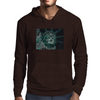 Incredible Lady Liberty.  Statue of Liberty, New York City Mens Hoodie