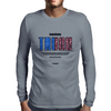 INDEFINITE TRUCE (BLOODS AND CRIPS UNITE)  Mens Long Sleeve T-Shirt