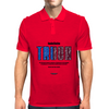 INDEFINITE TRUCE (BLOODS AND CRIPS UNITE)  Mens Polo