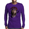 Indian Howling Mens Long Sleeve T-Shirt