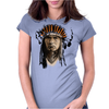 Indian Howling Womens Fitted T-Shirt