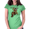 Indian II Womens Fitted T-Shirt