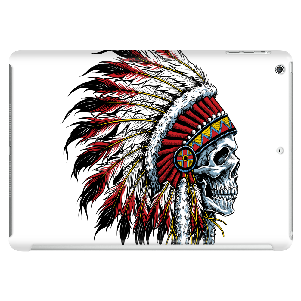 indian (skull) Tablet (horizontal)
