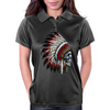 INDIAN / SKULL Womens Polo