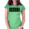Indie Womens Fitted T-Shirt