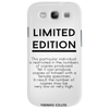 individual Limited edition Phone Case