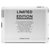 individual Limited edition Tablet