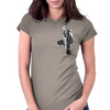 Industrial Injection Womens Fitted T-Shirt