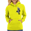 Industrial Injection Womens Hoodie