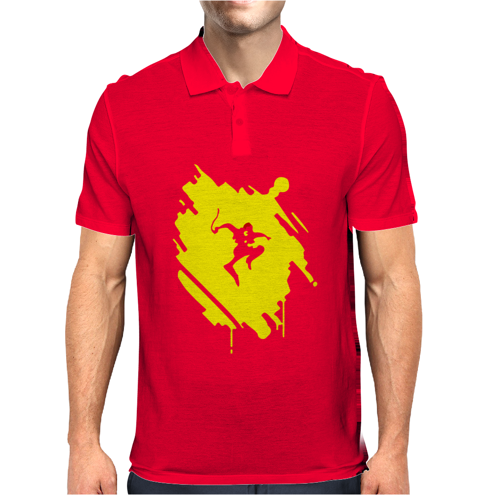 Infamous Second Sons Delsin Rowe Mens Polo
