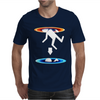 Infinite Portal Loop Video Game Mens T-Shirt