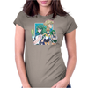 Infinity Arc Womens Fitted T-Shirt