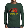 Infinity sign Mens Long Sleeve T-Shirt