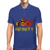 Infinity sign Mens Polo