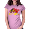 Infinity sign Womens Fitted T-Shirt
