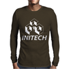 Initech Mens Long Sleeve T-Shirt
